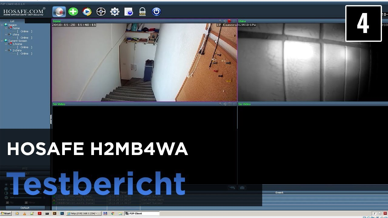 Überwachungskamera – was ist erlaubt?