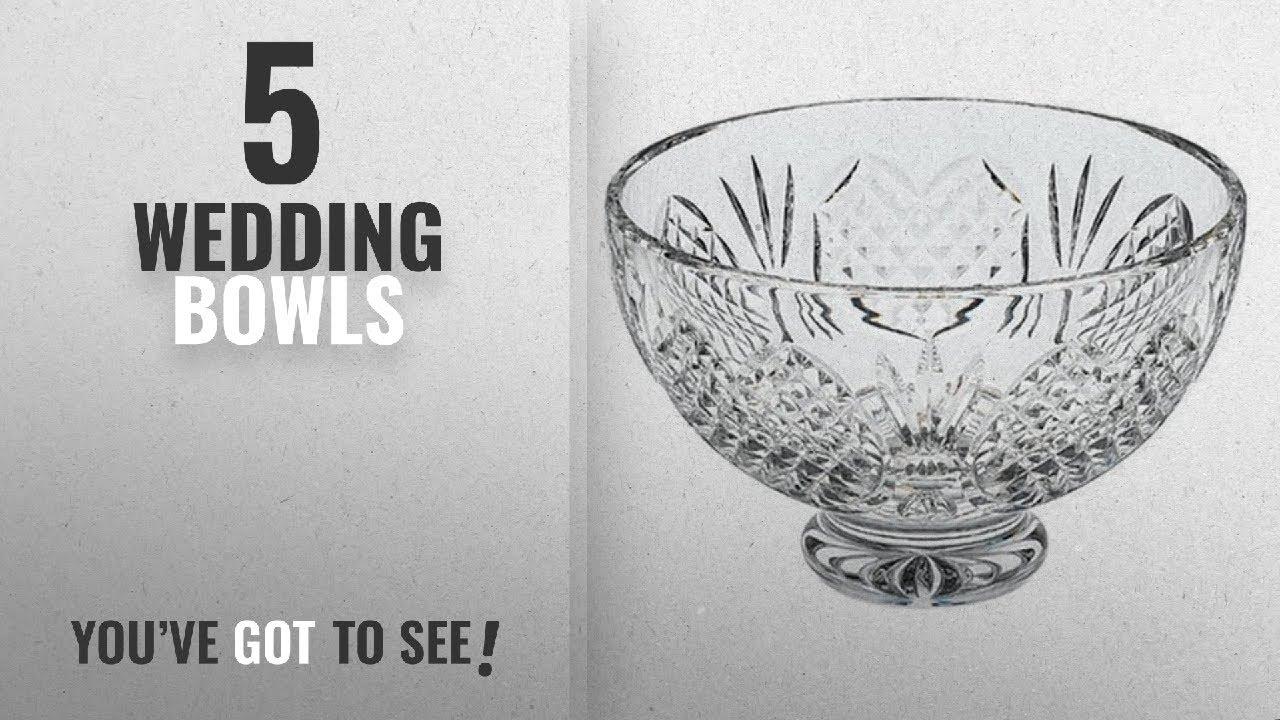 Best Wedding Bowls 2018 Waterford Heirloom 8 Inch Bowl