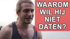 Hij wil niet daten? Dit is waarom een man niet verder wil