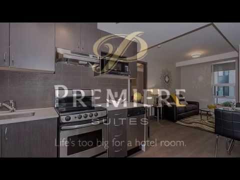 1 Bedroom - Centretown Ottawa - 169 Lisgar - PremiereSuites.com