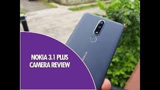 Nokia 3.1 Plus Camera Review