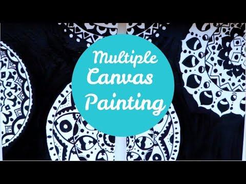 2-Piece Canvas Art/Multiple canvas Painting