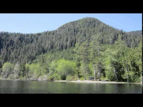 Vancouver Island - Strathcona Provincial Park On a Spring Day