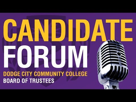 2017 DC3 Board of Trustees Candidate Forum
