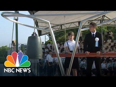 Japan Honors 73rd Anniversary Of Hiroshima Bombing | NBC News