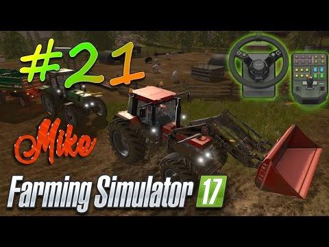 NUOVA LAMA E FOLLOW ME | Farming Simulator 17 GAMEPLAY Ita #21 Saitek + TrackIR