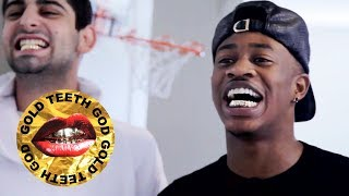 Malcolm Kelley Gets Blessed By The God! - GOLD TEETH GOD Ep. 6