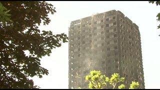 Трагедия в Лондоне  число жертв пожара в жилом доме возросло до 17 человек