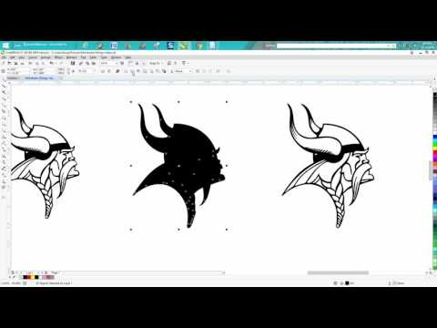 Corel Draw Tips & Tricks Clipart, cut line, cut and engrave
