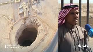 العيون الجارية.. معلم بارز من معالم السياحية بمحافظة الخرج