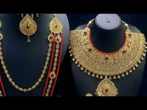 Bridal jewellery sets | Latest wedding  jewellery | Indian fashion jewellery