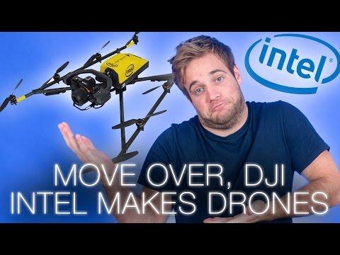 Intel Falcon 8+ Drone, Nintendo NX leaks, Amazon Music Unlimited