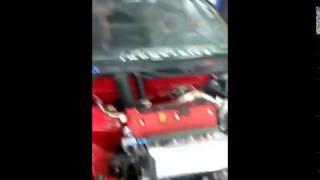 La Gallina Industries - Turbo K 2 Step Fun (Crappy Cell Video) Thumbnail
