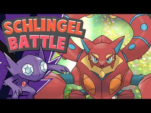 Liga Match! Pokémon [SuMo] Sonne und Mond Live Wifi Schlingel Battle  #49