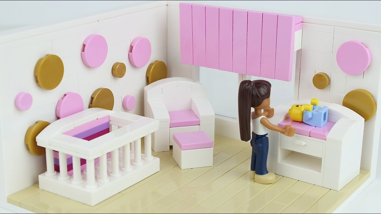 Lego Baby Girl S Room Youtube