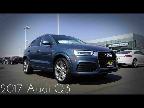 2017 Audi Q3 S-Line 2.0 L Turbo 4-Cylinder Review