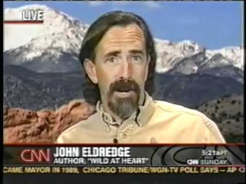 john eldredge author of wild at heart on cnn youtube. Black Bedroom Furniture Sets. Home Design Ideas