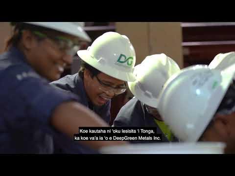Tonga Offshore Mining Ltd.: Christina Pomee