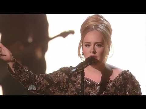 Adele - Set Fire To The Rain (Live at Radio City Music Hall 2015)