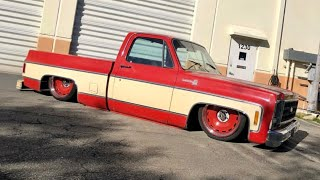 1979 Square Body Chevy C10 Scottsdale With Original Paint 4K - Genration Oldschool