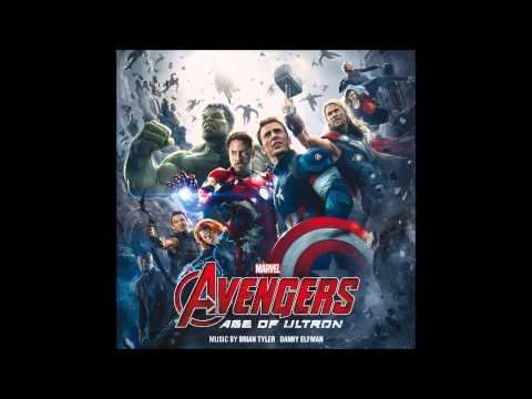 Avengers: Age of Ultron Soundtrack 23 - Avengers Unite by Danny Elfman