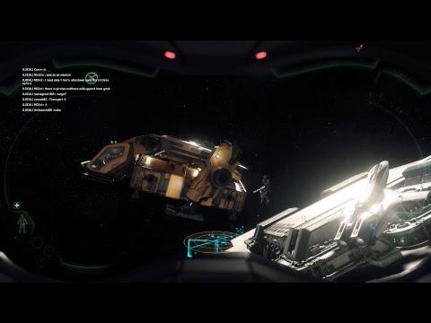 Star Citizen ship transport
