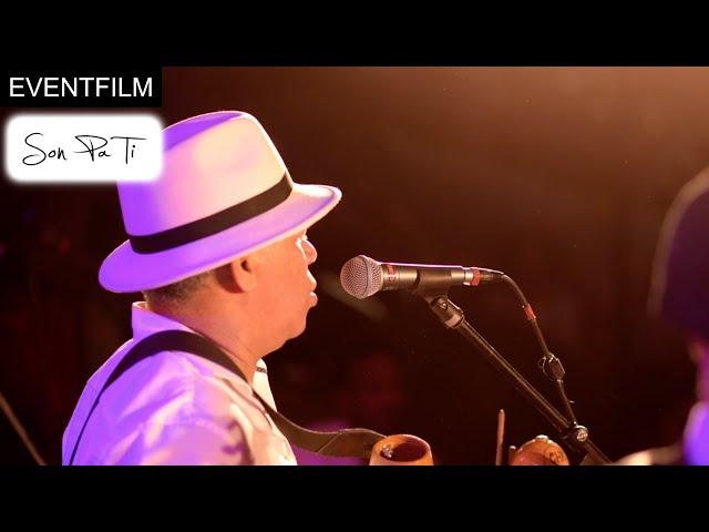 Son Pa Ti - Llora como lloré | Eventfilm 2018 | Alva Studios [HD]