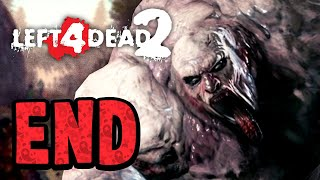 Left 4 Dead 2 | Cold Stream: Cut-throat Creek - 41 END (PC Gameplay Walkthrough)