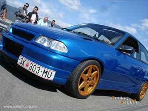 Skopje - Drag Racing Competition