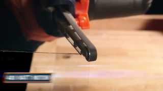 FERM Power Precision Belt Sander EFM1001
