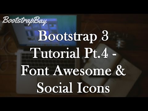 Bootstrap 3 Tutorial Pt.4