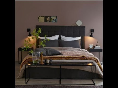 54 photos de chambre taupe youtube for Idee deco chambre adulte couleur taupe