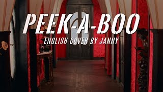 Download Lagu Red Velvet - Peek-A-Boo | English Cover by JANNY Mp3