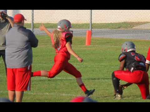 Vineland Football Place Kicker Carli Kling joins the SJSR to talk about making an extra point