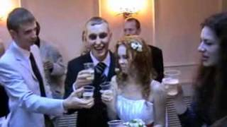 Свадебный клип На Свадьбе Горько!