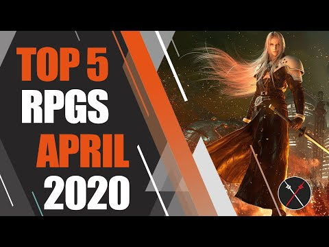 Top 5 NEW RPGs Of APRIL 2020
