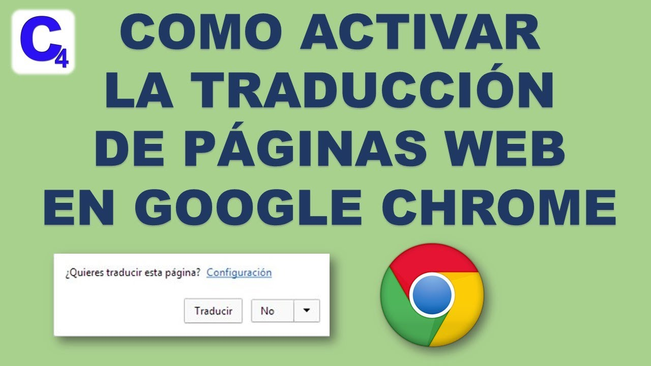 how to add translation bar to google chrome