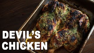 Devil's Chicken (Pollo del Dia…