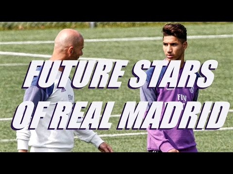 FUTURE STARS OF REAL MADRID | MADRIDISTA.DK