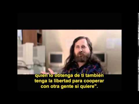 Software Libre y Copyleft