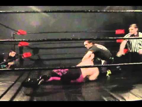 Marc Krieger vs Marcos Pier 6 Wrestling 7192009