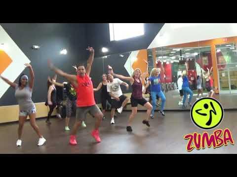"JOHN LAYSECA ZUMBA ""Bailame"" by Nacho"