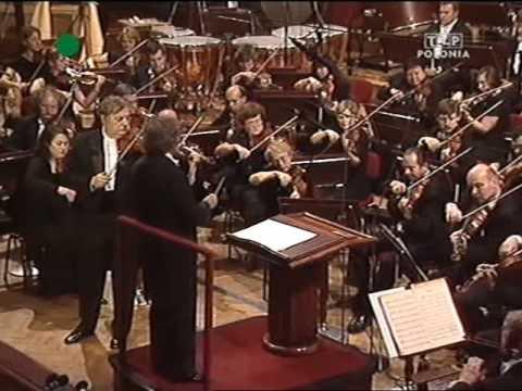 [2/3] M. Karłowicz, Violin Concerto in A Maj, Op. 8, 1st Mvt, end + 2nd Mvt, begin - K. A. Kulka
