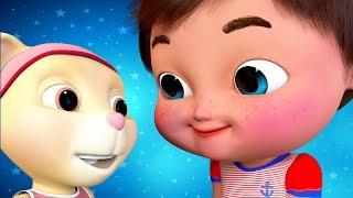 My Teddy Bear | Nursery Rhymes for Kids and Children | Baby Song Banana Cartoons [HD]