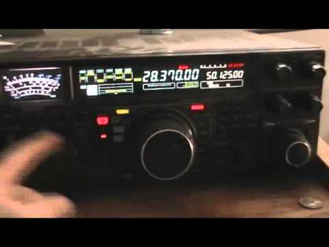 10 Meter Ham Radio open to South america