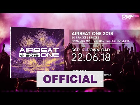 Airbeat One 2018 (Official Minimix HD)