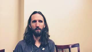 Brenton's Yerba Mate Testimony no more anxiety