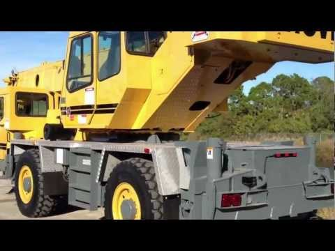 Grove AT635E 35 ton crane for sale Florida, Royal Crane 772-519-3928