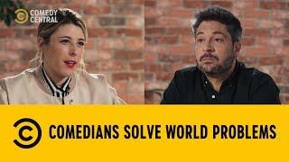Privilegi maschili - Comedians Solve World Problems - Global Edition - Comedy Central