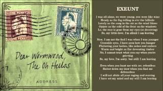 The Oh Hellos Dear Wormwood Full Album